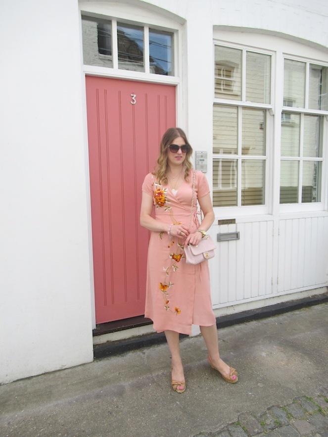 pinkwrapdress1